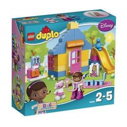 lego duplo 10606 doc mcstuffins backyard clinic 39 pcs set new in box