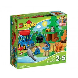 lego duplo 10583 fishing expedition toy figure set new in box
