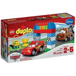 lego duplo 10600 das rennen 29pcs set new in box