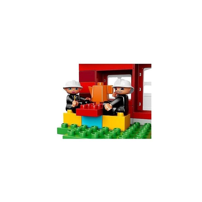 Lego Duplo 10593 Mesto požiarnej stanice nastaviť nový v kolónke ...