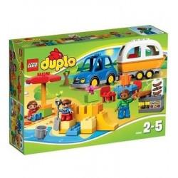 lego duplo 10602 avventura in campeggio set new in box