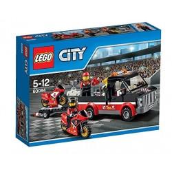 LEGO City 60084 Mesto Veľké Dopravné Racing Bike Transporter