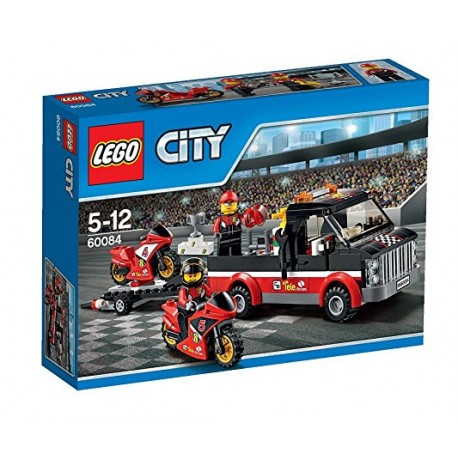 LEGO City 60084 City Great Vehicles Racing Bike Transporter