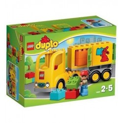 lego duplo 10601 camion da trasporto sätta nya i box