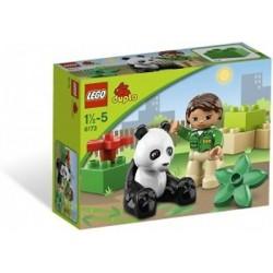 lego duplo 6173 legoville panda 6173 noteikts jauns kastē
