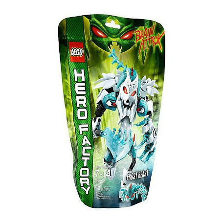 lego hero factory 44011 frost beast brain attack set new in box sealed