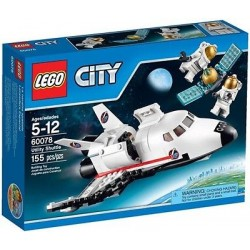 lego city 60078 city space port utility shuttle set new in box sealed