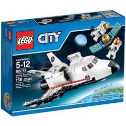 lego city 60078 kaupunkitilaa portti apuohjelma shuttle asettaa uusia kohtaan suljettu