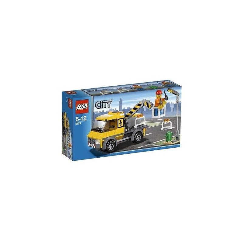 BRAND NEW SEALED LEGO City Lighting Repair 3179 NO BOX FREE SHIP!
