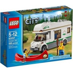 lego city 60057 great vehicles camper van set new in box sealed