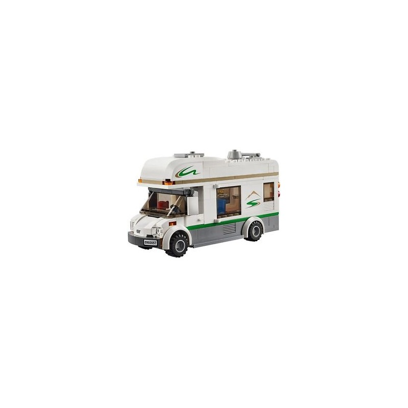 lego city 60057 great vehicles camper van set new in box sealed ...
