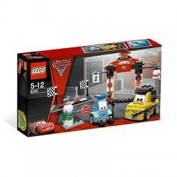 Lego cars 8206 Tokyo Pit Stop nastavený nový zapečatené v kolónke