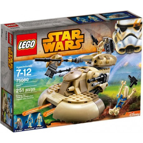 LEGO Star Wars 75080 AAT Set New In Box Sealed