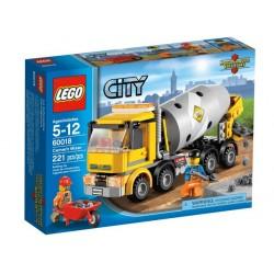 Lego City 60018 de ciment Mixer