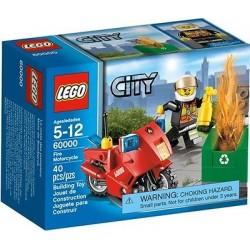 lego city 60000 motorcycle set new in box sealed