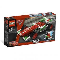 密封されたボックスに新しい設定レゴ8678ディズニー車究極のビルドフランチェスコ