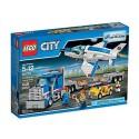 lego city 60079 city space port training jet transpset set in box sealed