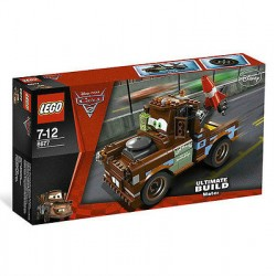 lego 8677 disney cars ultimate build mater set new in box sealed