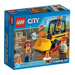 LEGO City 60.072 By Demolition LEGO Starter