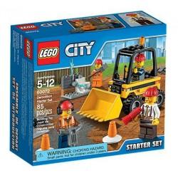 LEGO City 60072 City Demolition LEGO Starter