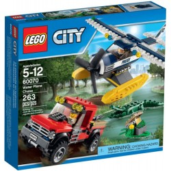 LEGO City 60.070 Voda Plane
