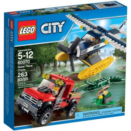 LEGO City 60070 Water Plane