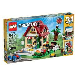 lego kreator 31038 creator mijenjaju godišnja doba postavili 536 komada novo u kutiji zatvorenih