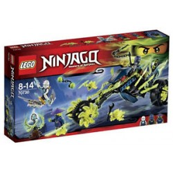 lego ninjago 70731 jay walker one set new in box sealed