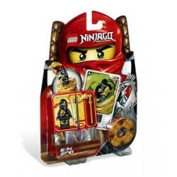 LEGO Ninjago 2170 Cole DX определен нов в кутия запечатан