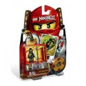 lego ninjago 2170 cole dx set new in box sealed