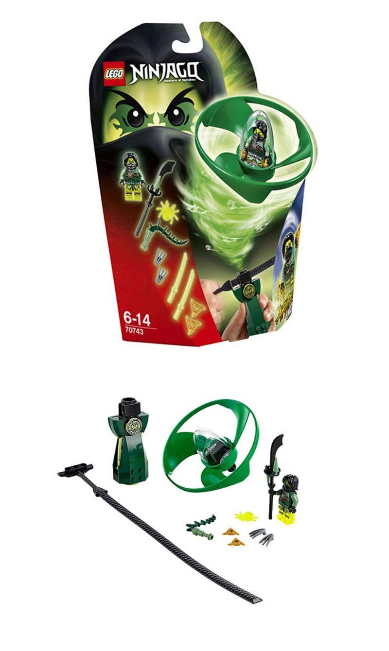 Lego Ninjago 70743 Airjitzu Morro Flyer Set New In Box Sealedhellotoysnet