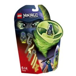 Lego Ninjago 70744 airjitzu wrayth lehtinen asettaa uusia kohtaan suljettu