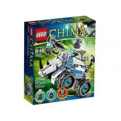 lego legends of chima 70131 rogon's rock flinger new in box