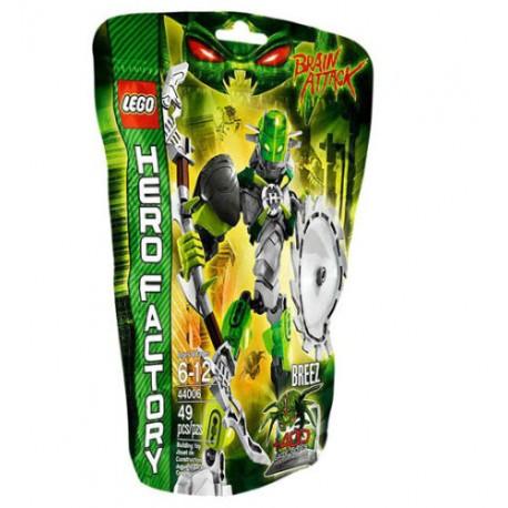 lego hero factory 44006 breez set new in box sealed