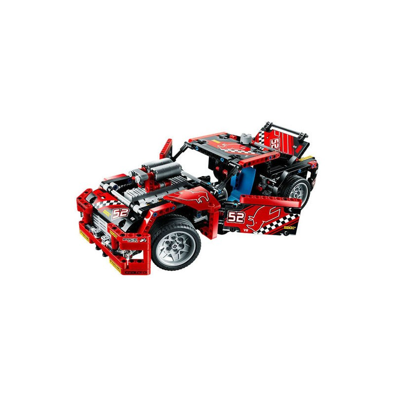 lego technic 42041 racing truck 2 in 1 set new in box. Black Bedroom Furniture Sets. Home Design Ideas