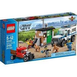 LEGO City 60048 Police Dog Einheit