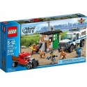 LEGO City 60048 Police Dog Unit