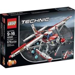 LEGO Technic 42.040 brand vliegtuig set nieuw in doos verzegeld