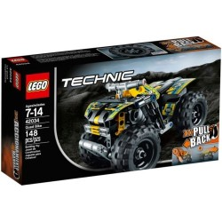 lego technic 42034 quad bike set new in box sealed