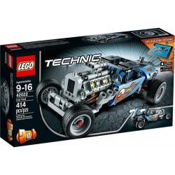 LEGO Technic 42.022 hot rod 414pcs set nieuw in doos verzegeld