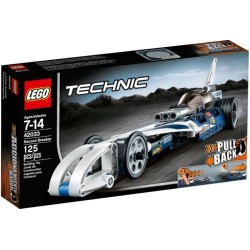 lego technic 42033 record breaker set new in box sealed
