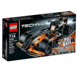 LEGO Technic 42026 fekete bajnok versenyző meghatározott új rovatban zárt