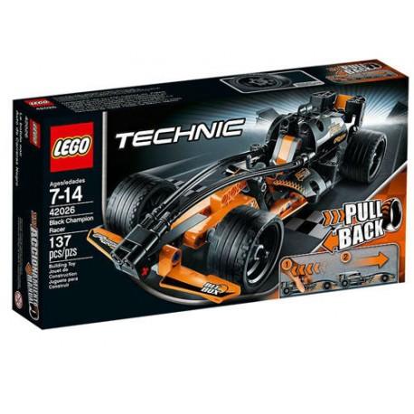 Lego Technic 42026 Schwarze Champion Racer Set Im Kasten Neu Versiegelt Hellotoysnet