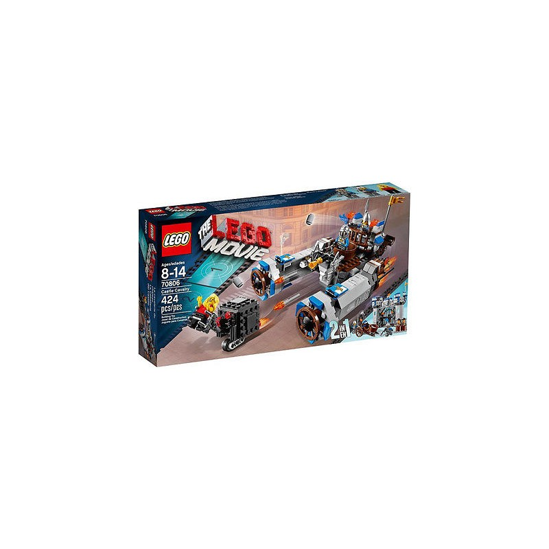 The Lego Movie 70806 Castle Cavalry Set New In Box Sealed Hellotoys Net