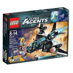 lego ultra agents 70171 ultrasonic showdown set new in box sealed