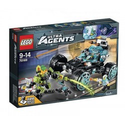 lego ultra agents 70169 agent stealth patrol set new in box sealed