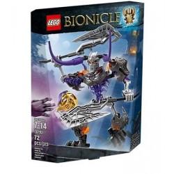 LEGO Bionicle 70793 череп фигура Basher действие, нов в кутия запечатан