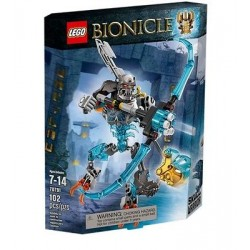lego Bionicle 70791 skallen kriger actionfigur satt nytt i boksen forseglet