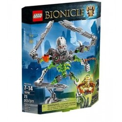 lego bionicle 70792 skull slicer action figure set new in box sealed-