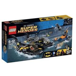 lego superhelte 76034 den batboat havnen udøvelse sat i nye boks forseglet